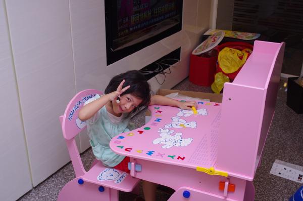 YA, 我的桌桌~~~