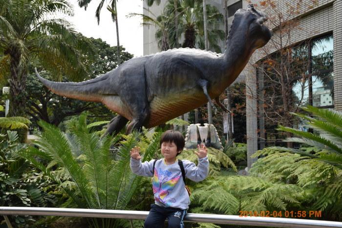 我是恐龍~~~