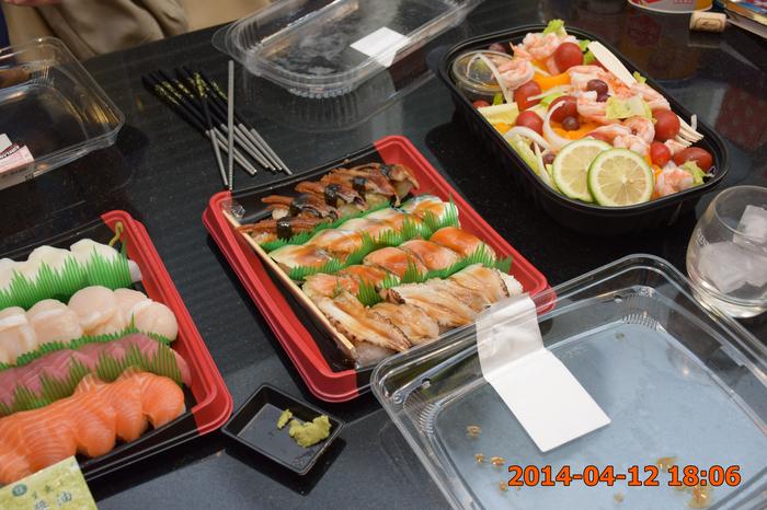 Sushi 特寫 2