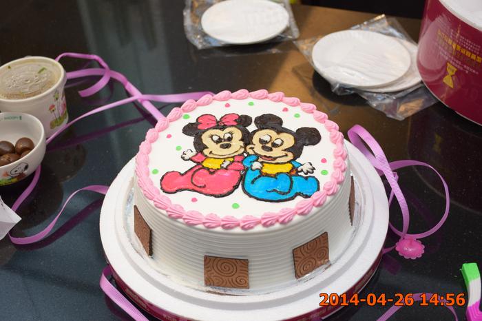 好可愛的蛋糕~~~