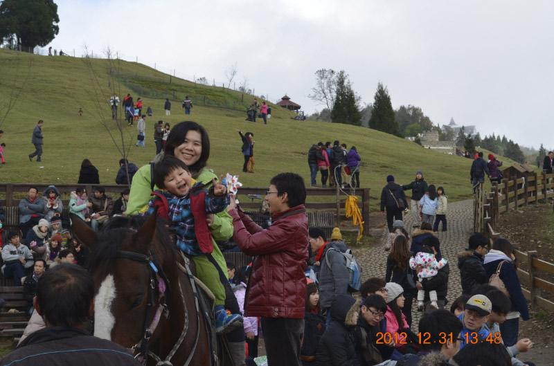 騎馬騎馬~~~~~